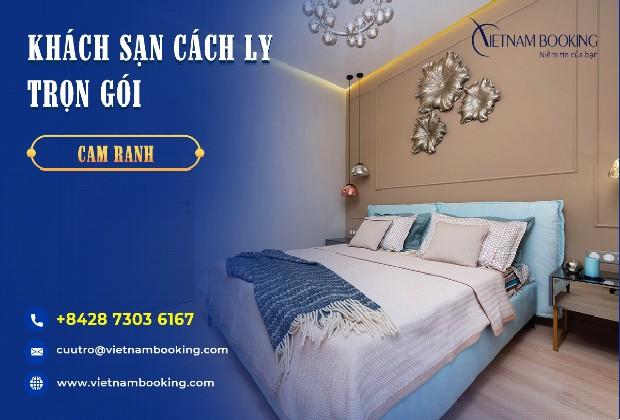 Danh sách khách sạn cách ly tại Cam Ranh được công bố