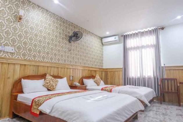 đặt khách sạn cách ly tại Vĩnh Long