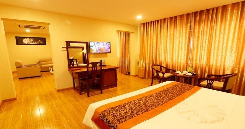 Khách sạn cách ly tại Bạc Liêu