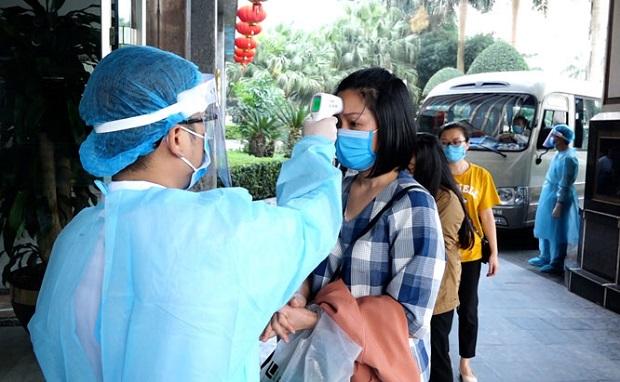 Book khách sạn cách ly tại Bắc Ninh