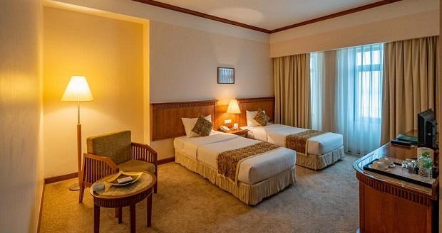 Phòng khách sạn cách ly tại Hải Dương