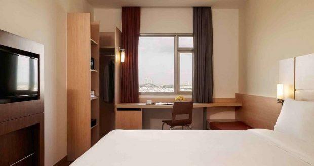 Phòng khách sạn cách ly tại Quận 7
