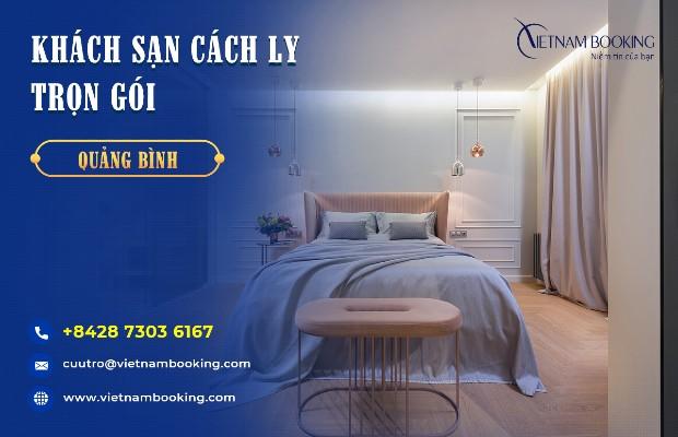 Đặt khách sạn cách ly tại Quảng Bình