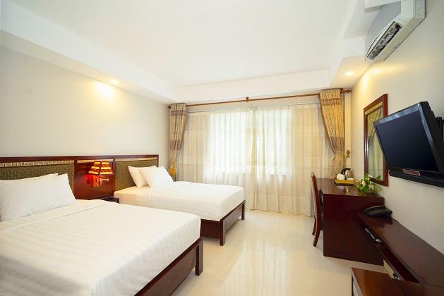 Khách sạn cách ly tại Thái Bình