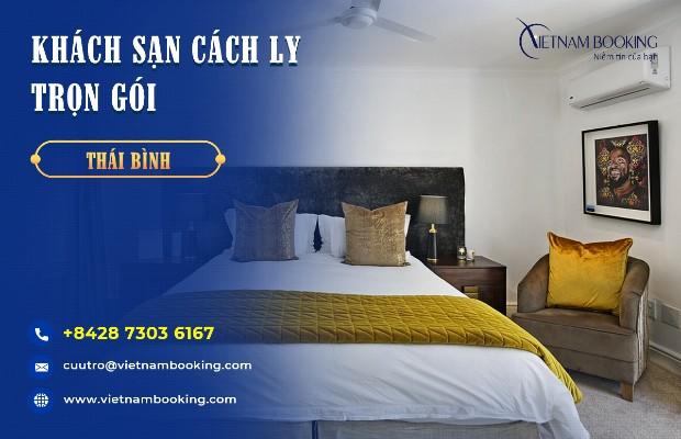 Book phòng khách sạn cách ly tại Thái Bình