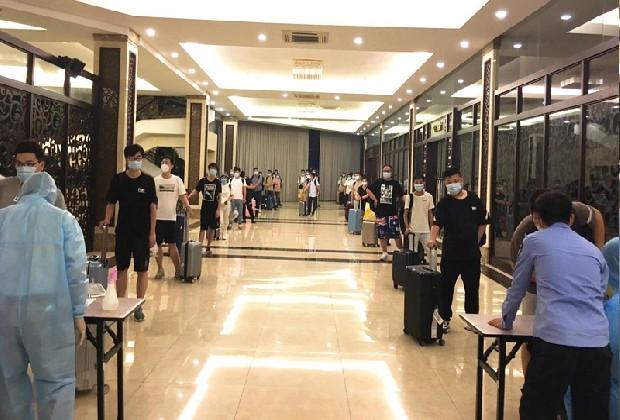 Book khách sạn cách ly tại Thanh Hóa