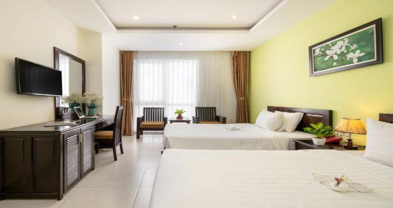 Dịch vụ khách sạn cách ly tại Đắk Lắk